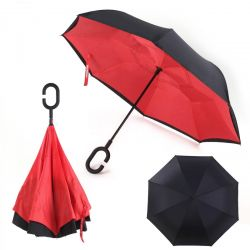 Umbrella on the contrary