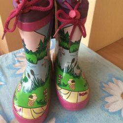 lastik çizme kapika