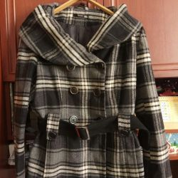 Coat female r. 46-48