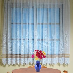 Curtain Lace Sunflowers 400 * 175