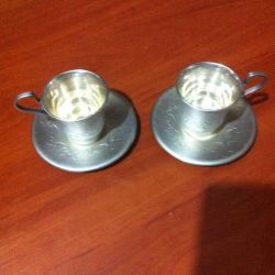 I sell two melchior coffee pairs