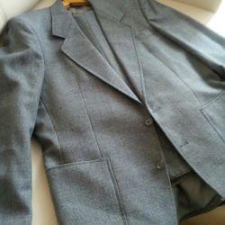 Ανδρική στολή (σακάκι και παντελόνι)