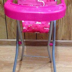 Yeni bebek besleme sandalyeleri