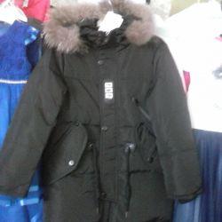 parka jacket 100-140