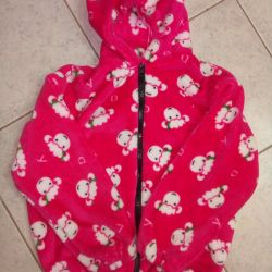 Hoodie. For 5-6 years. New