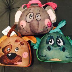 Children's suitcase bag