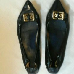 Φυσικά παπούτσια