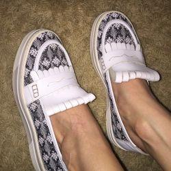 Lofers spor ayakkabıları Pollini orijinal