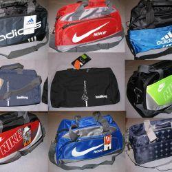 спортивная сумка новая яркая