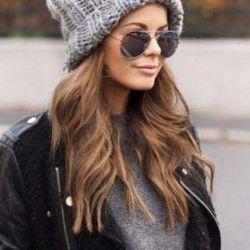 H Pălării moderne tricotate