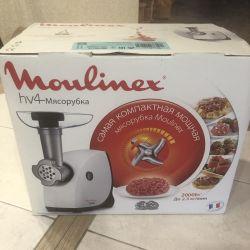 Electric Mulinex meat grinder