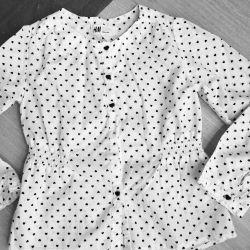 Блузка H&M р.110/116
