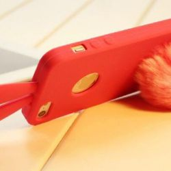 Rabito iPhone 5 / 5s 5SE υπόθεση με αυτιά