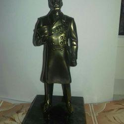 Bronze sculpture Stolypin