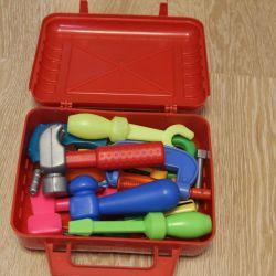 Инструменты детские