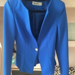 The jacket is very beautiful bright