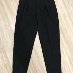 Νέα μαύρα παντελόνια NUNA LIE