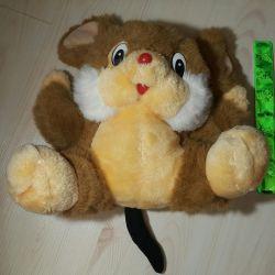 Мышь или хомяк...