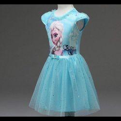 Φόρεμα Κρύο Καρδιά Κατεψυγμένο