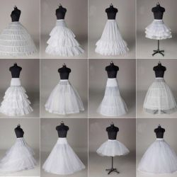 New crinolines all kinds