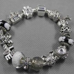 Pandora Style Bracelet 1615