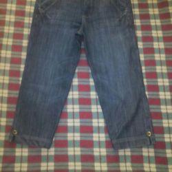 Jeans sıcak ceketler