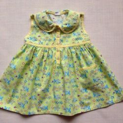 Pretty little dress.