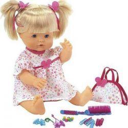 New Doll Nena 42cm. TM Bambolina