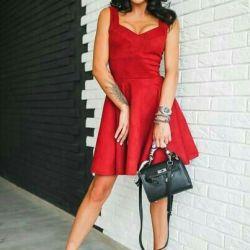 Rochie scurtă roșie