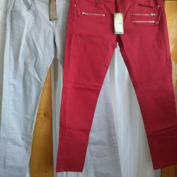 Jeans new 50-52 / XL SKINNIE