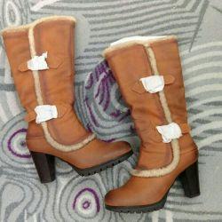 Boots 36r NEW women's demi-season