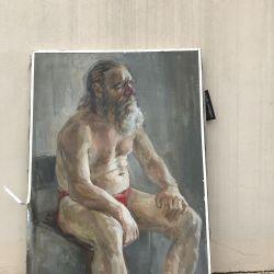 Картина ученика