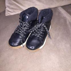 Ботинки, Обувь