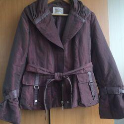 Beautiful stylish autumn jacket