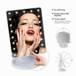 LED Mirror with light for make-up