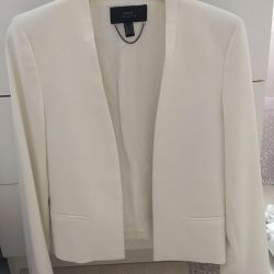 Blazer jacket Mango
