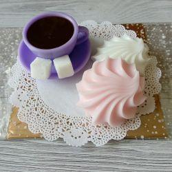 Coffee soap set