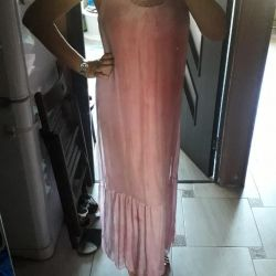 48 p. Natural silk / sundress