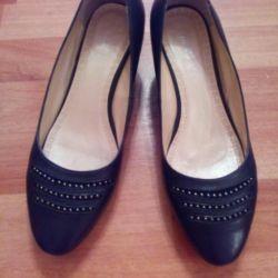 Yeni ayakkabı nate