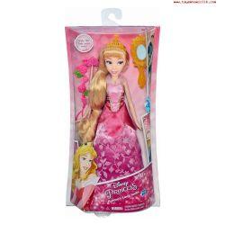 Кукла Аврора с длинными волосами, 28 см