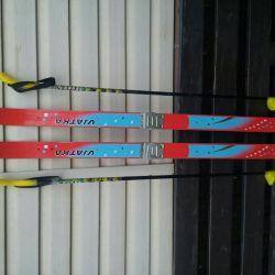 Children's skis