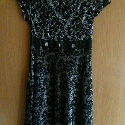 Dimensiunea rochiei de seară 46