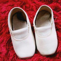 Παπούτσια γυμναστικής 13,5 cm.