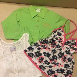 Μπλούζα και Tops