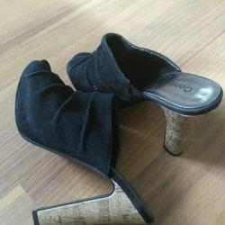 New clogs, sandals, shoes
