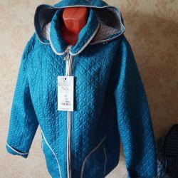 New jacket size 58-60