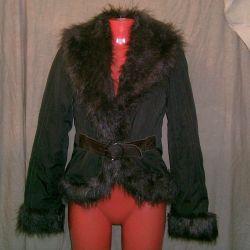 Winter semi-coat ZARA BASIC