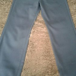 New pants insulated