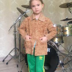 Курточка пиджак детская