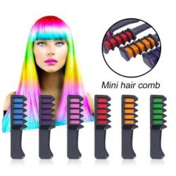 Crayons for hair